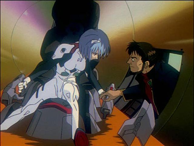 Trouver l'anime ! Evangelion.5