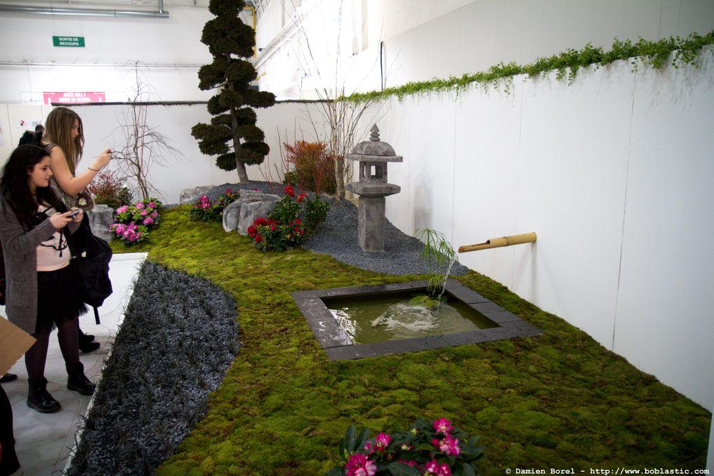 Un week end japan expo sud 4 me vague boblastic for Jardin japonais marseille