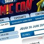En route pour Japan Expo 12 et Comic Con' 3…